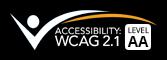 WCAG AA 2.0 Accessible